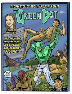 Green Dot cover. Dan Burke.