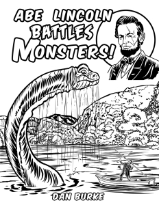 Abe Lincoln Monster Hunter