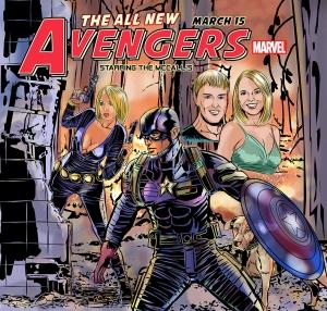 6 foot Avengers Poster.