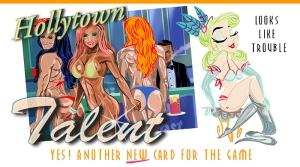 Ad for Hollytown