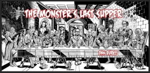 The Monster's Last Supper.